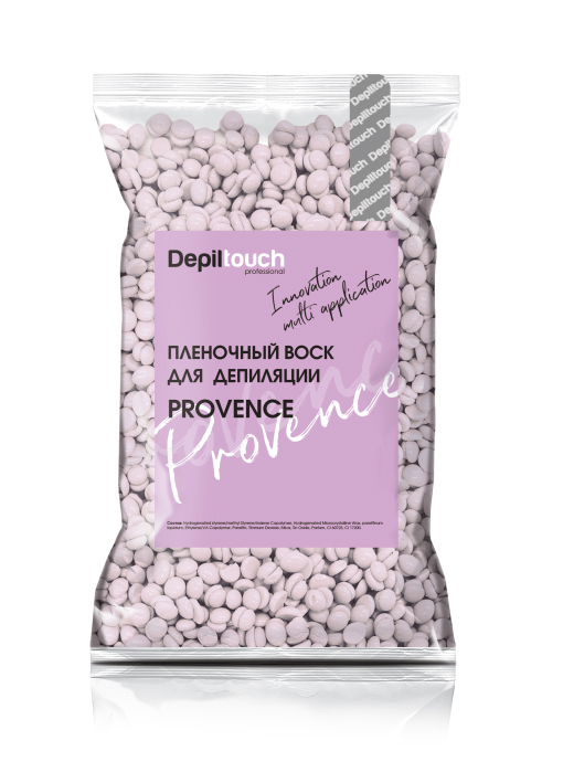 Depiltouch Пленочный воск Provence серии Innovation, 200 гр.