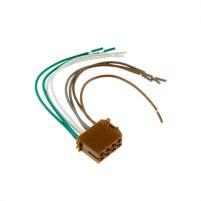 RK04134 * Колодка динамиков к радиоаппаратуре (с проводами сечением 0,75 кв.мм, длина 120 мм)