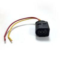 RK04169 * Разъем к реле генератора для а/м  2170-2172, 1117-1119 (с проводами сечением 0,5 кв.мм, длина 120 мм)