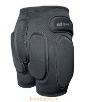 Защитные шорты Экстрим Плюс для экстремального катания на роликах и сноуборде