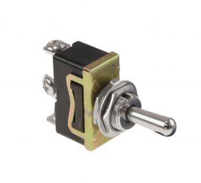 Выключатель тумблерный усиленный (3-х контактный)