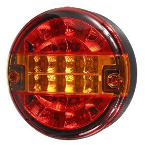 Светодиодный фонарь задний (универсальный) 10v-30v