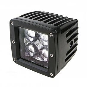 Светодиодная фара 12W 4D дальнего света
