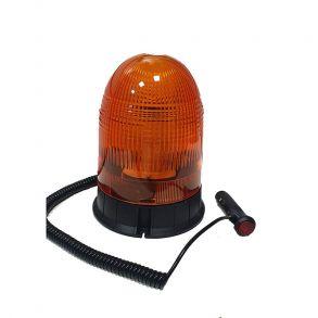Маяк проблесковый светодиодный 72 Ватт Колба 12-24 вольт