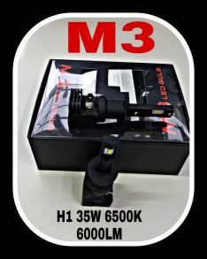 Светодиодная лампа серия M3 LED цоколь H1