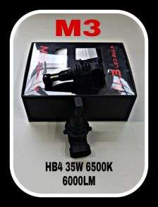 Светодиодная лампа серия M3 LED цоколь HB4