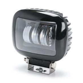 LED фара 30 Ватт PRO Водительский свет с СТГ линзами