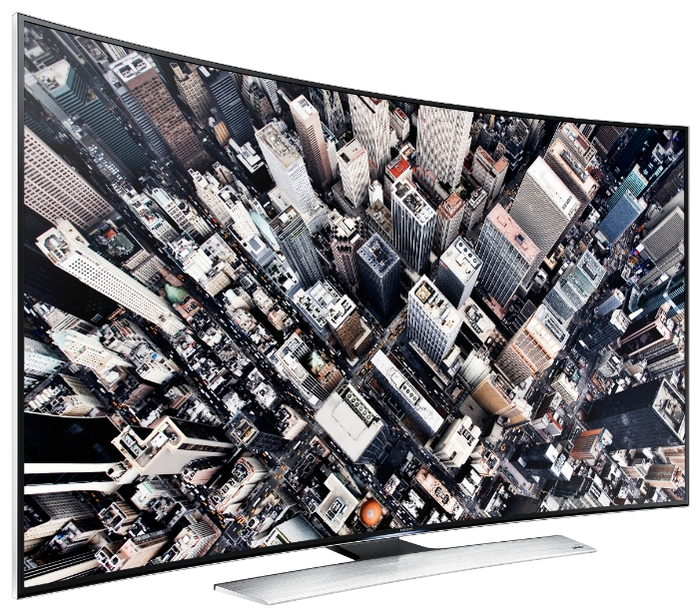 "Телевизор Samsung UE65HU9000 65"""