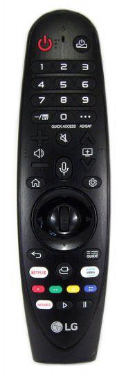 Пульт ДУ Magic Remote LG MR20GA, 2020г., EU (Netflix)