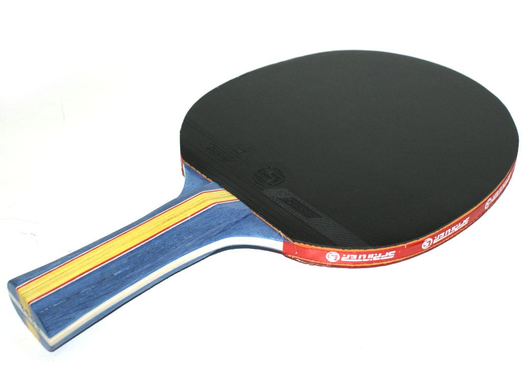 Ракетка для игры в настольный тенис Sprinter 3***, для опытных игроков, артикул 11059