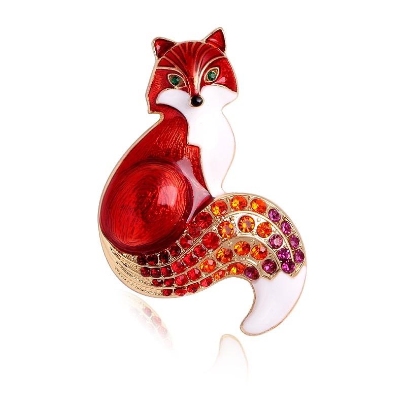 фото W&B.fox.red
