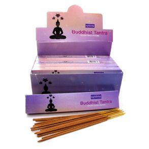 Благовония Nandita Buddhist Tantra mashine made 15gm  Масала