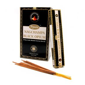 Благовония Ppure 15гр Black Opium  аромапалочки Чёрный опиум