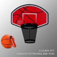 Баскетбольный щит Clear Fit BasketStrong BB 700