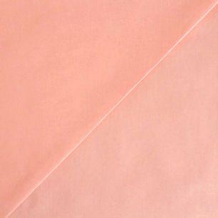 Хлопок - Однотонный персиковый 50x40