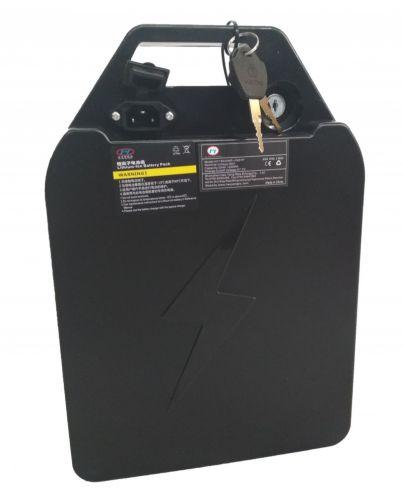 Дополнительное АКБ для Citycoco под сиденье 60V 20AH
