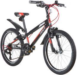 Велосипед Novatrack Racer 20 6 V Black
