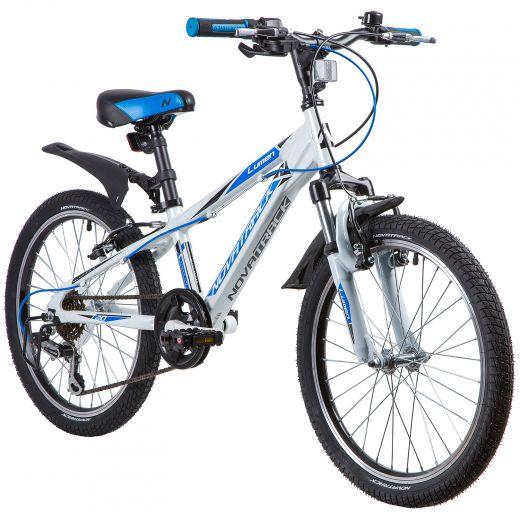 Велосипед Novatrack Lumen 20 6 V