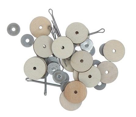 Набор креплений суставы для игрушек Качающийся (D1648)