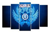 Модульная картина Челси (Chelsea)