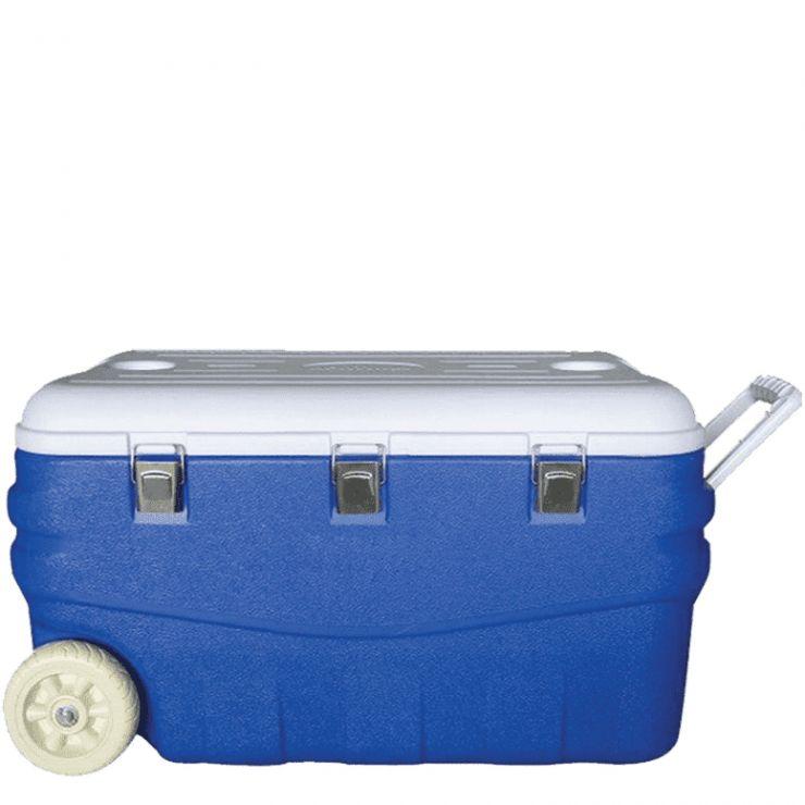 Изотермический контейнер АРКТИКА 100л синий
