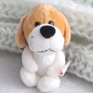 Игрушка для куклы -  Собачка NICI, 9 см.