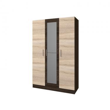 Шкаф 3-х створчатый Леси (Кантер-Сонома)