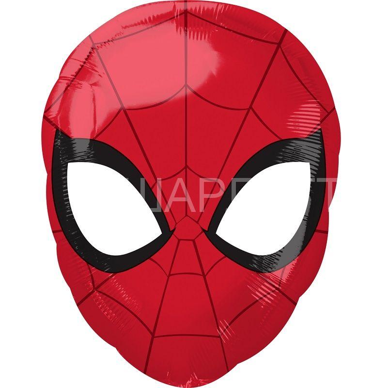 """Фигура """"Голова человека-паука"""""""