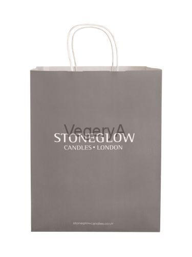 Подарочный пакет Stoneglow 31см