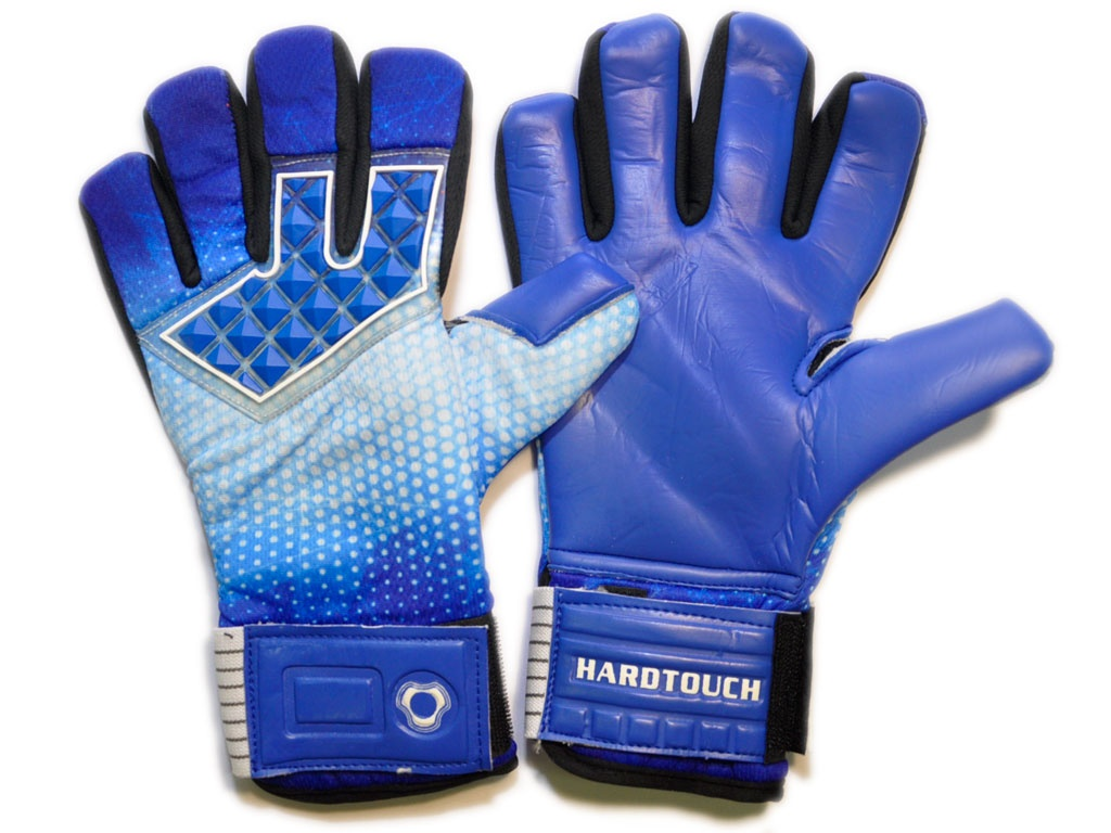Перчатки вратарские HARD TOUCH, размер M, артикул 32019