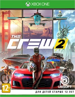 Игра The Crew 2 (Xbox One)
