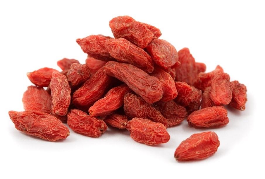 Годжи, ягоды сушеные MIX, дойпак с белой этикеткой 100 г