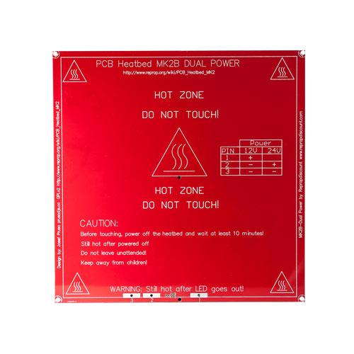 Стол нагревательный PCB MK2B Напряжение: 12/24В