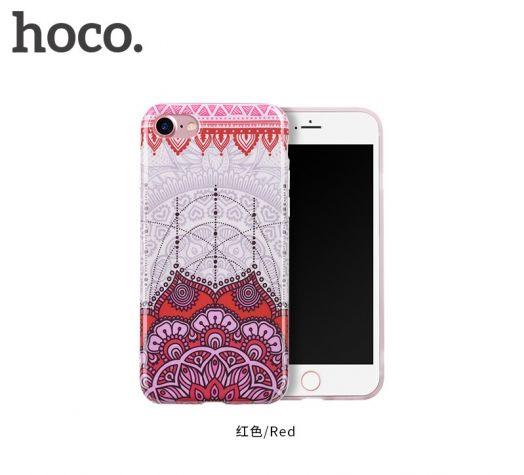 Защитный чехол HOCO Doren series для iPhone7/8, красный