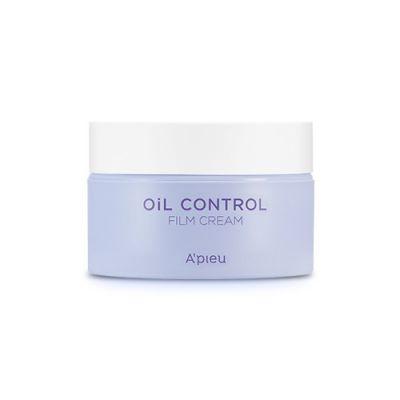 Матирующий крем для жирной кожи A'pieu Oil Control Film Cream 30мл