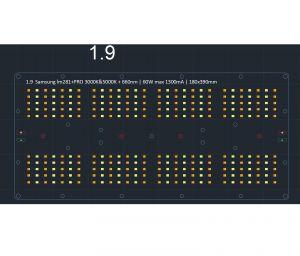 Готовый Quantum board 281B+pro 60 Ватт ver3