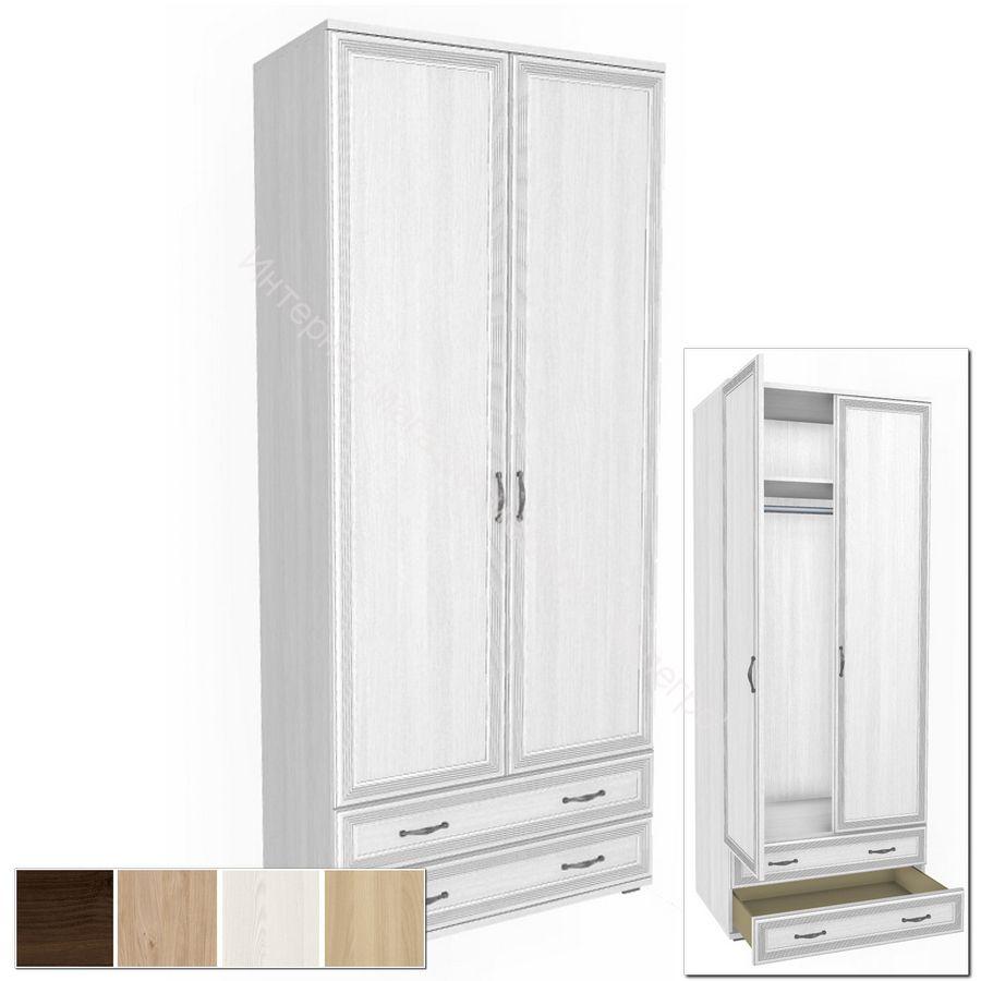 Шкаф ШК-1005 для одежды и белья Карина