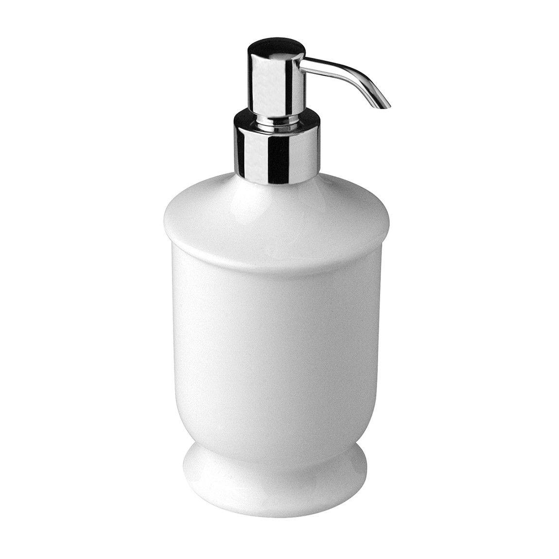 Дозатор для жидкого мыла Nicolazzi Classica d'appoggio 6006 ФОТО