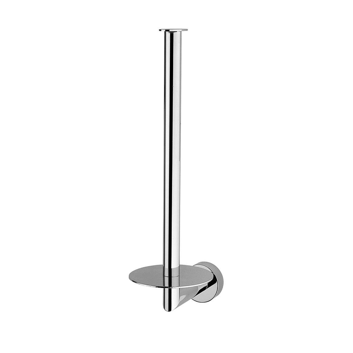 Вертикальный держатель для туалетной бумаги Nicolazzi Minimale 1497M ФОТО