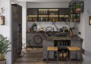 Кухня модульная бруклин