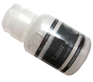 Дозатор для жидкости с пластиковой помпой 250мл L&D