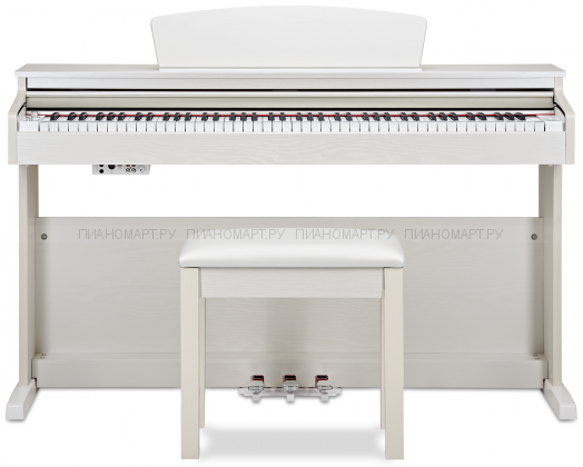 Цифровое пианино Becker BDP-82 W