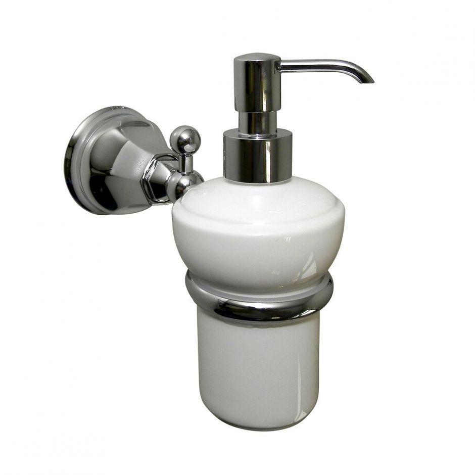 Фото Настенный диспенсер для жидкого мыла Nicolazzi Teide 1489