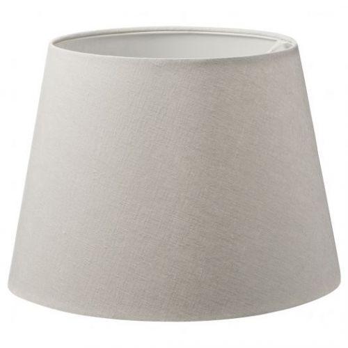 SKOTTORP СКОТТОРП, Абажур, светло-серый, 42 см - 004.490.09