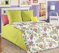 «Совята 1» (1нав.) детское постельное белье Бязь 1.5 спальный