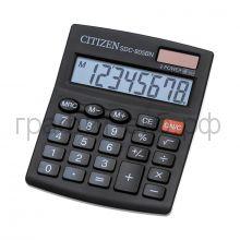 Калькулятор Citizen SDC-805BN  8р.
