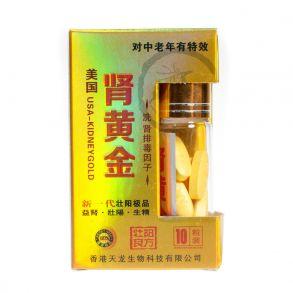 Subojinqiang препарат для потенции , 10 капсул/уп.