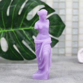 Силиконовая форма для мыла и свечей Венера 14 см