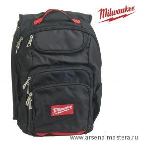 Рюкзак пустой 18 карманов Tradesman backpack NEW  PACKOUT MILWAUKEE 4932464252
