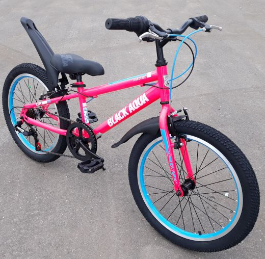 Велосипед Black Acua City 1201